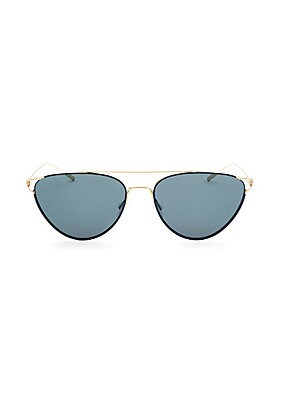 ef9f0a0e12c Oliver Peoples - Roella 55MM Cat-Eye Sunglasses - saks.com