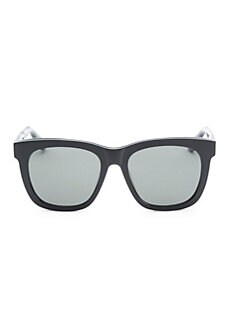 c8b05ab0df06 Saint Laurent. Avana 55MM Square Sunglasses