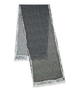 448a73706c John Varvatos Star U.S.A.. Micro Textured Scarf