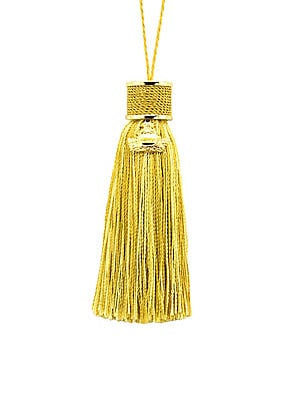 Image of Agraria's new TasselAire is fun, fragrant, and fashionable. Use them throughout your home as traditional tassels on armoire keys, door knobs and tie-back curtains, or be daring and accessorize your purse and keychain. Designed to mix and match by colors a