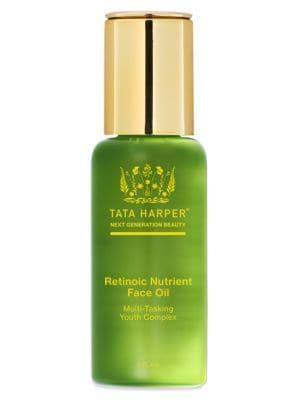 Tata Harper Women's Retinoic Nutrient Face Oil In White