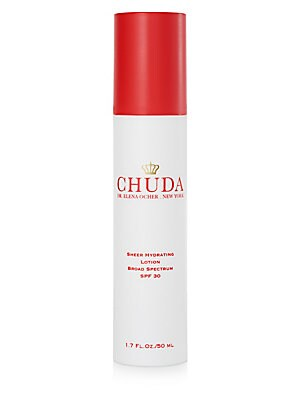 Image of What it is extraordinary healing power of Chuda's exclusive Remedea Compound and our curated blend of clinically proven, anti-aging, medical grade actives combine with a powerful broad spectrum SPF 30 to hydrate, heal and protect the skin. Why We Love Lov
