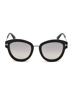 8952fcdabd6 Tom Ford. Mia Cat Eye Sunglasses
