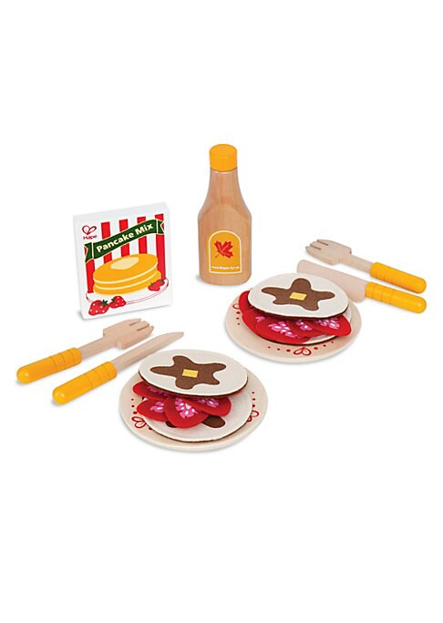 Pancakes Wooden Toy Set