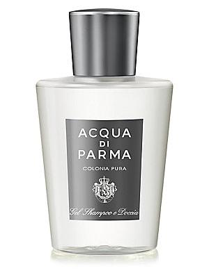 acqua-di-parma-colonia-pura-hair-&-shower-gel by acqua-di-parma