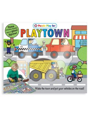 Macmillan Puzzle Play Set