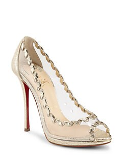 42d82f3865 Pumps & Slingbacks. Christian Louboutin - Hargaret Peep Toe Pumps