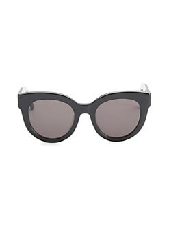 37af9e84fb661 Heig 50MM Cat Eye Sunglasses BLACK. QUICK VIEW. Product image. QUICK VIEW. Gentle  Monster