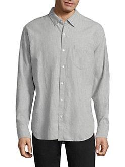 f8680af18c7 Bonobos. Slim-Fit Brushed Twill Button-Down Shirt