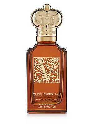 Image of With a fresh clean jasmine note at its heart this perfume enlivens your senses with its top notes of cassis and palmarosa. 1.7 oz. Imported. Fragrances - Clive Christian > Saks Fifth Avenue. Clive Christian.