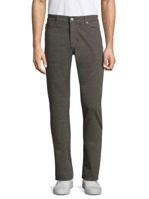 Graduate Tailored Five-Pocket Straight Leg Pants, Climbing Ivy