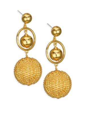 Beads And Baubles Drop Earrings by Kate Spade New York