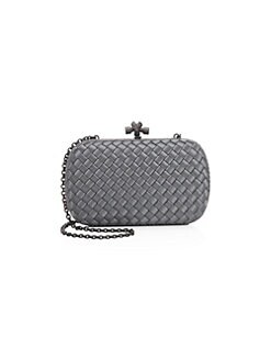 d07ebeb87561 QUICK VIEW. Bottega Veneta. Knot Clutch Bag