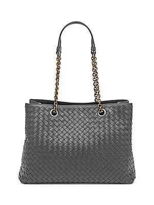 f794cab203 Saint Laurent - Lou Lou Large Leather Shopping Bag - saks.com