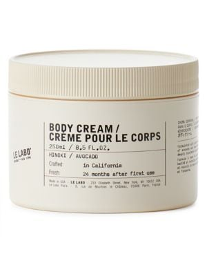 Body Cream, 250Ml in Colorless