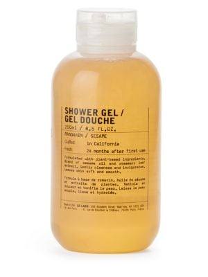 Mandarin Shower Gel, 250Ml - Colorless