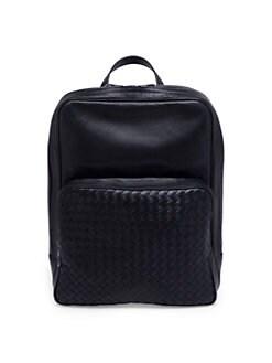 bd237e0b08e Product image. QUICK VIEW. Bottega Veneta. Zippered Leather Backpack