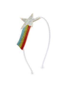 Shooting Star Crystal Headband