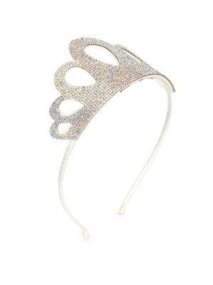 Embellished Crown Headband