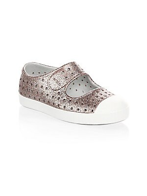 085d59c0ae9 Native Shoes - Toddler's & Kid's Juniper Bling Perforated Mary Jane -  saks.com