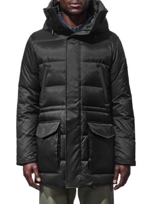 Canada Goose Silverthrone Quilted Down Parka