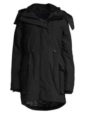 Canada Goose Perley 3 In 1 Shearling Trim Parka