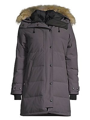 canada goose shelburne size guide