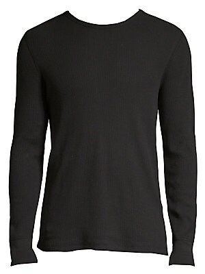 9540cf211c4 ATM Anthony Thomas Melillo - Modal Rib Long Sleeve Top - saks.com