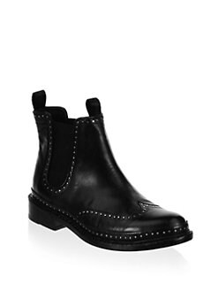 Rag & Bone - Benson Leather Chelsea Boots