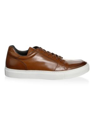 To Boot New York  Low-Top Leather Sneakers