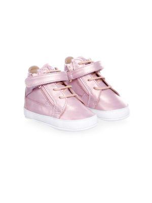 Babys HighTop Sneakers