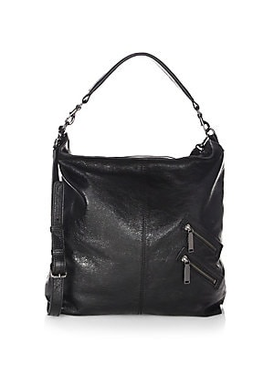 a92a3a246042 Rebecca Minkoff - Jamie Covertible Leather Hobo - saks.com