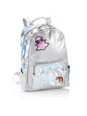 Glitter Snapchat Backpack