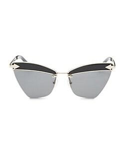 cecccd94ea4f5 Karen Walker - Sadie 59MM Cat Eye Sunglasses