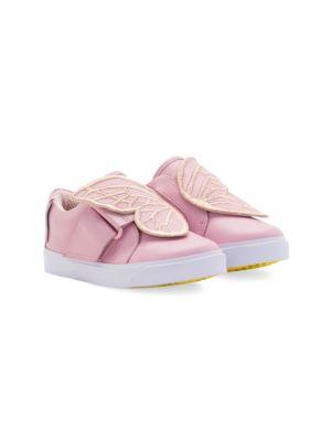 Baby Girls Toddlers  Girls Bibi Low Top Mini Leather Sneakers