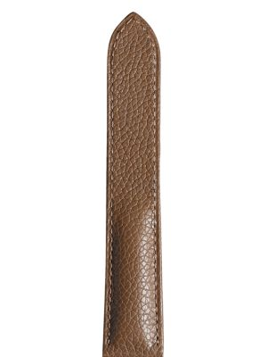 Cartier Tank Solo de Cartier Interchangeable Leather Watch Strap/18MM
