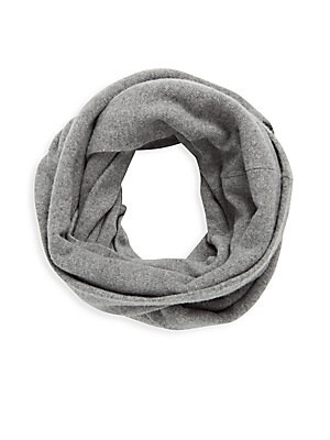 """Image of Chic wool-blend scarf in minimalistic design 11.5""""W x 27.5""""L Wool/cashmere Dry clean Imported. Men Accessories - Cold Weather Accessories. Bickley + Mitchell. Color: Antra Melee."""