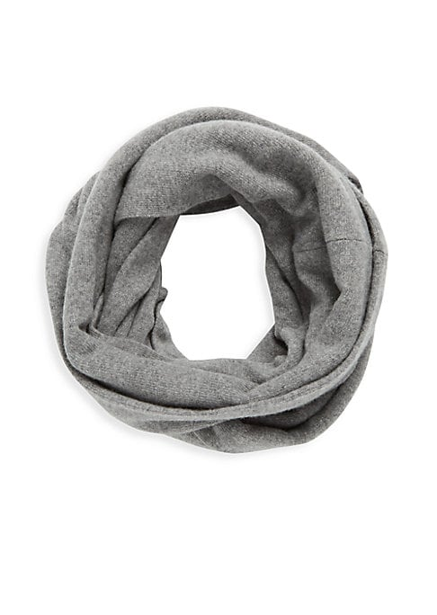 """Image of Chic wool-blend scarf in minimalistic design.11.5""""W x 27.5""""L.Wool/cashmere. Dry clean. Imported."""