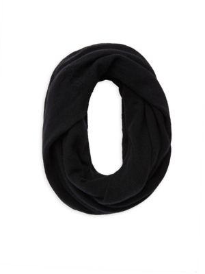BICKLEY + MITCHELL Infinity Scarf in Black