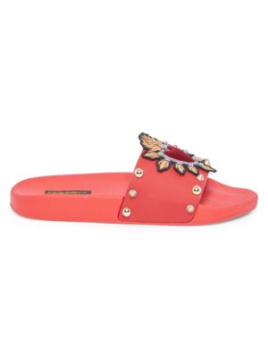 Sacred Heart Slides by Dolce & Gabbana