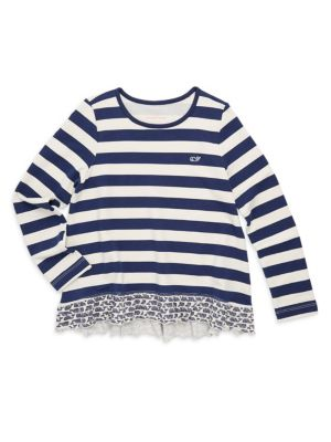 Toddlers Little Girls  Girls Cotton Top