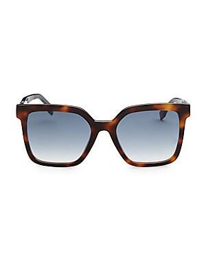 6df0cd29e8cd Fun Fair 56MM Round Cat Eye Sunglasses.  330.00. Fendi - Fun Fair 54MM  Square Sunglasses