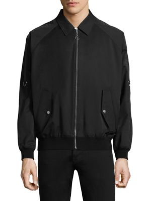 Bogoun Point Collar Bomber Jacket by Hugo
