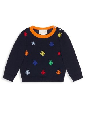 Baby Boys Wool Sweater