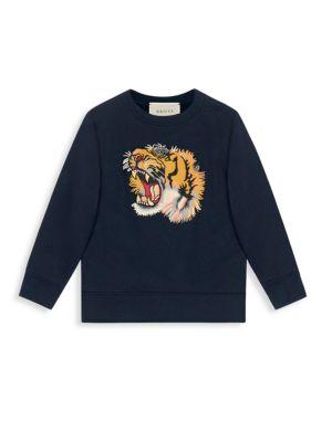 Little Boys  Boys Bluette Sweatshirt
