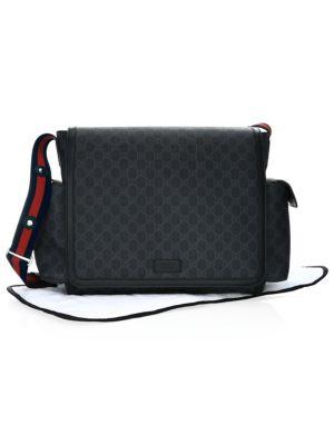17ea832301d Gucci - GG Supreme Diaper Bag - saks.com