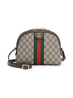 3a59165a222a Gucci. Ophidia GG Supreme Small Shoulder Bag