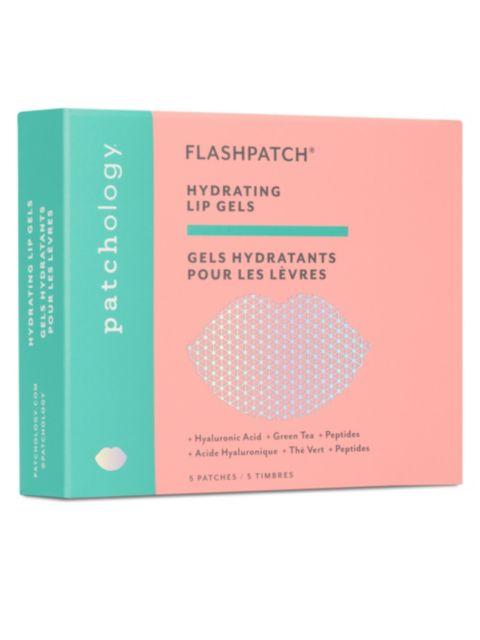 Patchology FlashPatch Lip Gels - 5 Patches | SaksFifthAvenue