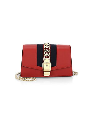 2c436a7ed9c2 Gucci - Small Ophidia GG Supreme Suede Shoulder Bag - saks.com