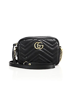 5234377df074 Gucci - GG Marmont Camera Bag - saks.com